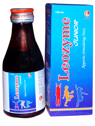 LEOZYME JUNIOR SYRUP