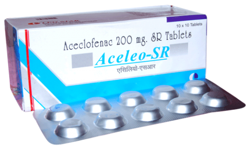 Aceleo-SR Tablets