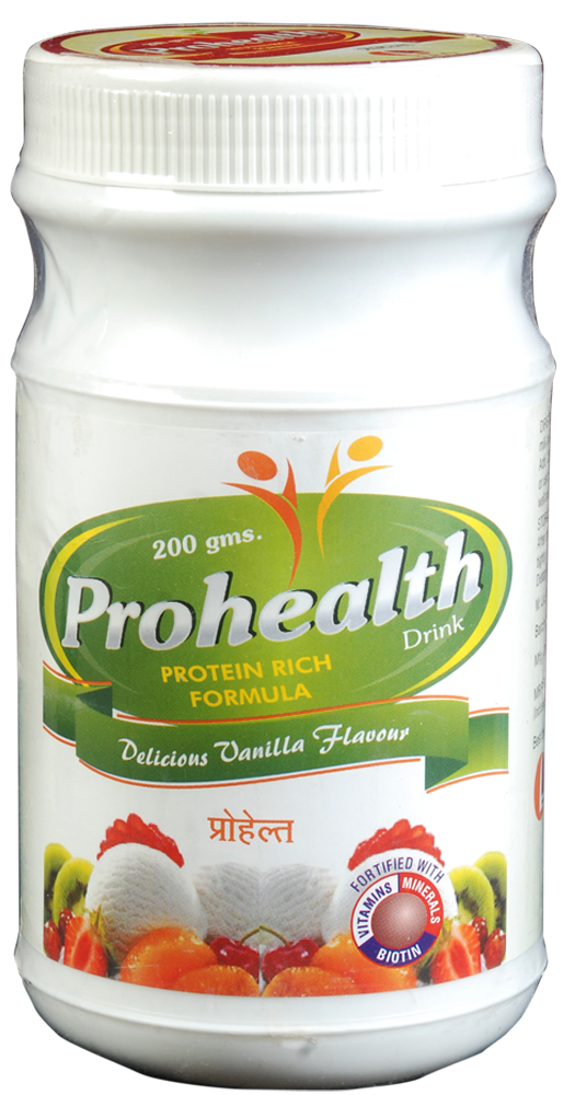 PROHEALTH POWDER(VANILLA)